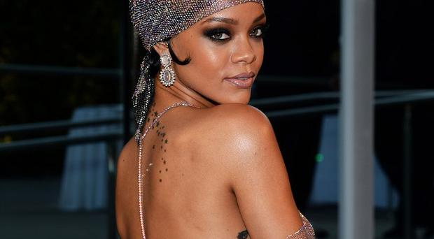Rihanna will be honoured at Spike TV's Guys' Choice Awards