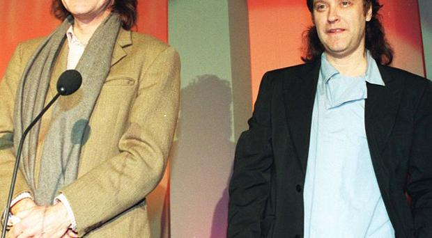 Ray Davies and his brother Dave haven't performed together as The Kinks since 1996