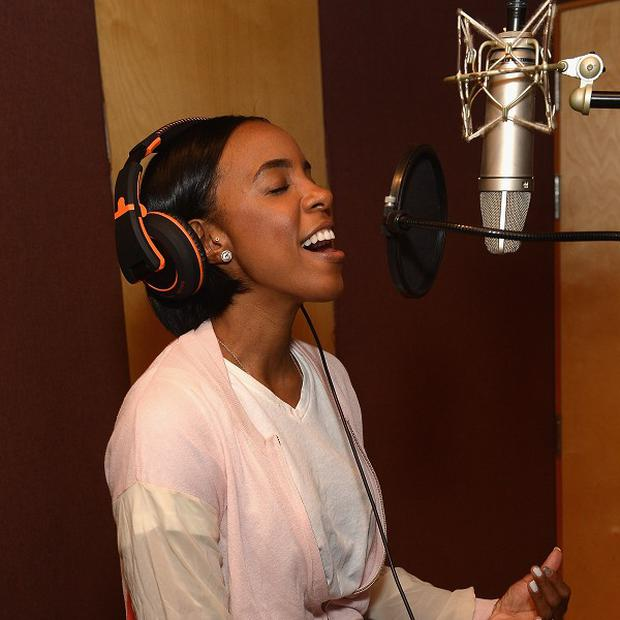 Kelly Rowland has recorded new track The Game in celebration of the World Cup