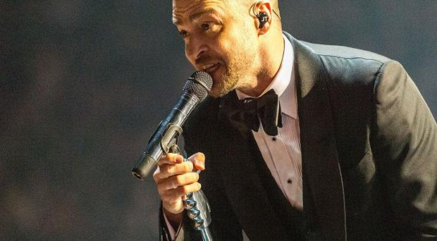 Justin Timberlake's collaboration with Jay Z, Holy Grail, was previously ineligible for song of the year at the Grammys