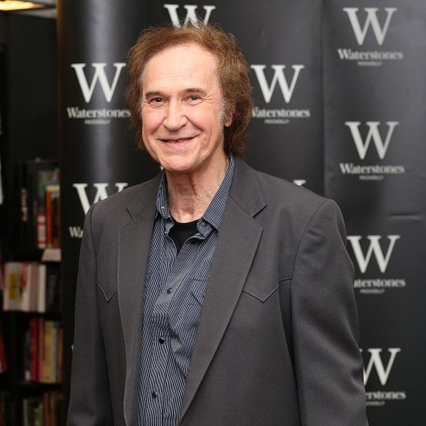 Ray Davies accepted his Songwriters Hall of Fame induction via video, as he was unable to attend the ceremony