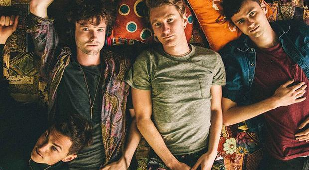 Glass Animals have released their debut album Zaba