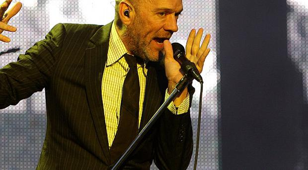 Michael Stipe will appear at the Trailblazers event