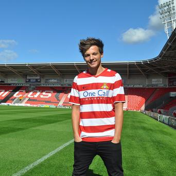 Louis Tomlinson has bought Doncaster Rovers FC with the club's former chairman
