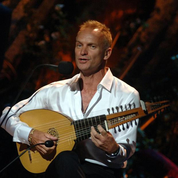 Sting has told his six children not to expect to inherit much money because he does not believe in trust funds.
