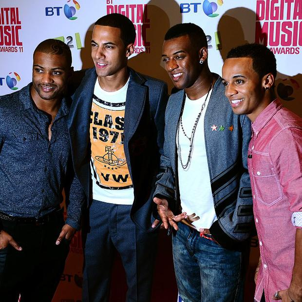 JLS will reunite at Frankie Sandford's wedding