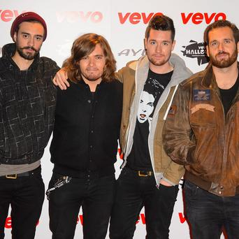 Bastille's debut song Pompeii has been streamed more than any other track in the UK