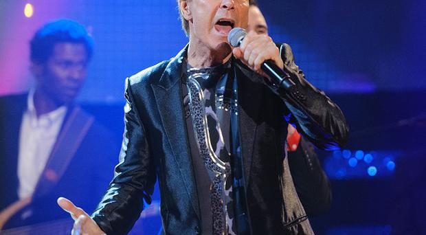 Sir Cliff Richard would still like to crack the US