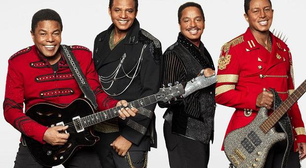 The Jacksons are still touring together after almost 50 years