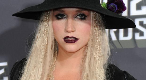 Kesha has talked about her eating disorder