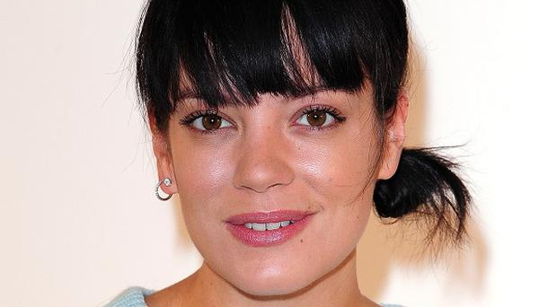 Lily Allen opened up about personal trauma on Desert Island Discs.