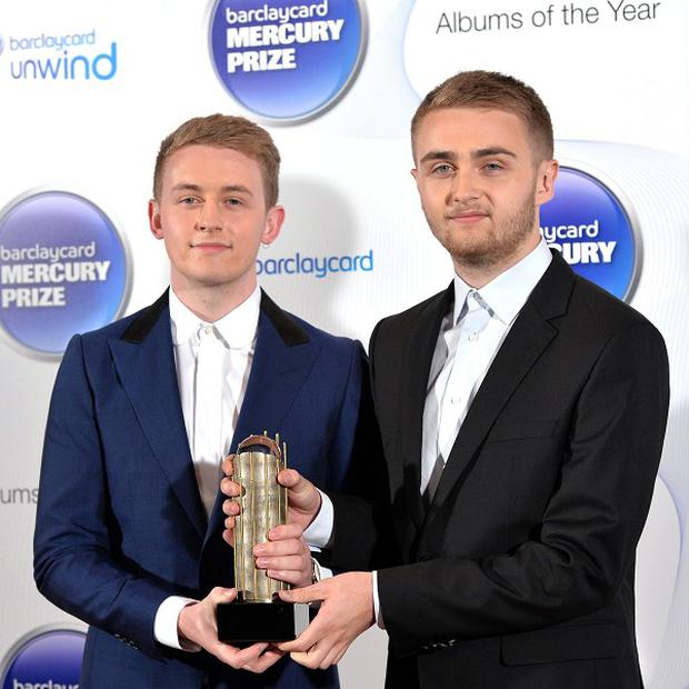 Disclosure previously worked with Mary J Blige