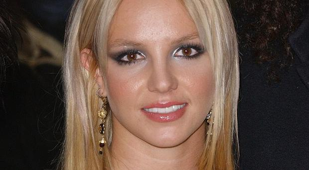 Britney Spears' vocal 'warm up' was leaked