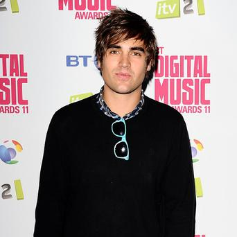 Charlie Simpson left Busted to pursue his passion for rock