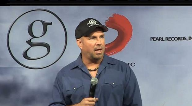 Garth Brooks' five gigs in Ireland have been called off