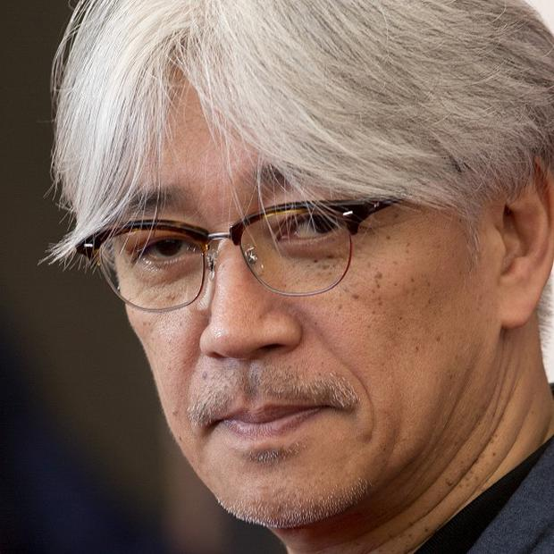 Ryuichi Sakamoto has been diagnosed with throat cancer