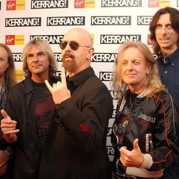 Rob Halford wants Judas Priest to perform at Glastonbury