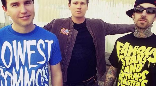 Blink-182 have announced they will record a new album