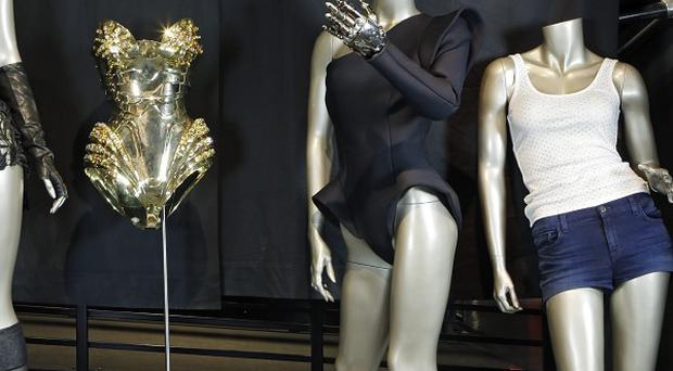 Beyonce's outfits are going on display