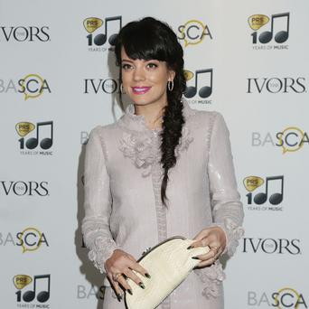 Lily Allen admitted her newer songs may have lacked hit appeal