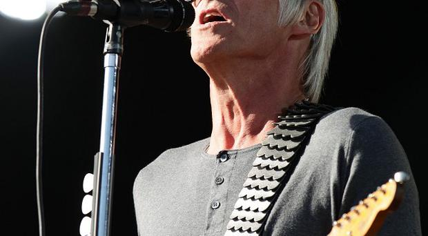 Paul Weller says he doesn't care when bands make comebacks