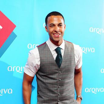 Marvin Humes has formed a dance collective called LoveBug