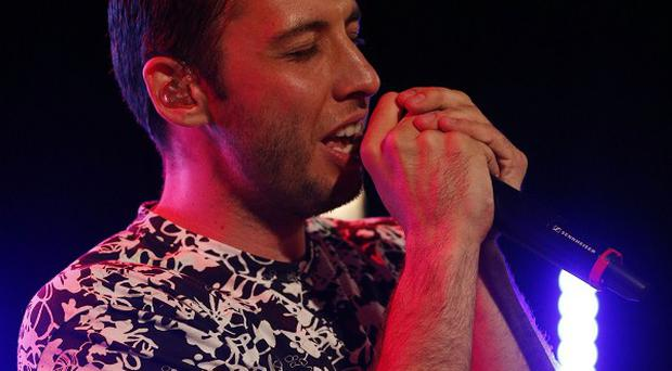 Example is set to become a father