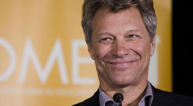 Jon Bon Jovi is to receive the Marian Anderson Award