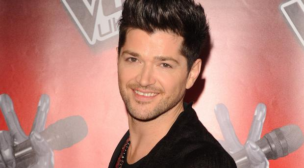 Danny O'Donoghue left his coaching role on BBC talent show The Voice in 2013