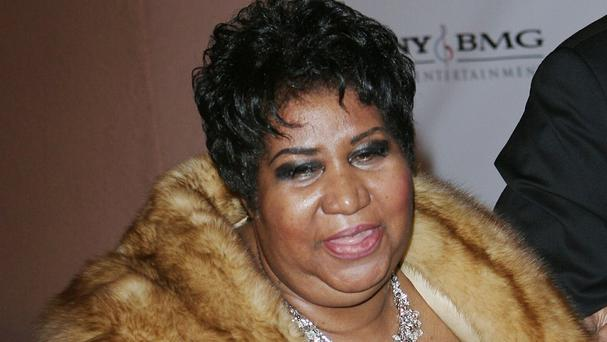 Aretha Franklin did not get the Respect she deserves at a fast food restaurant in Canada