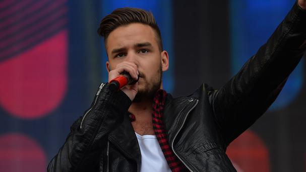 One Direction's Liam Payne posted a naked selfie