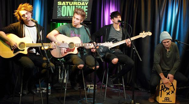 5 Seconds of Summer aren't keen on the boy band tag