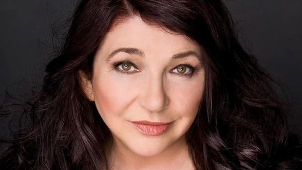 Alan Partridge helped inspire Kate Bush to make her stage comeback