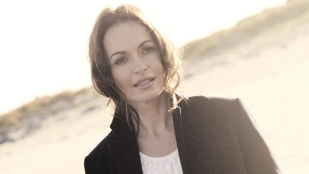 Sharon Corr is gearing up to release her second solo album