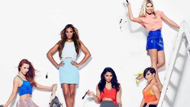 The Saturdays have released a greatest hits compilation