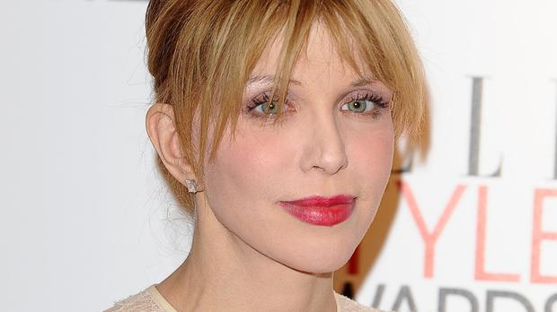 Courtney Love admitted she has spent millions of Nirvana's money