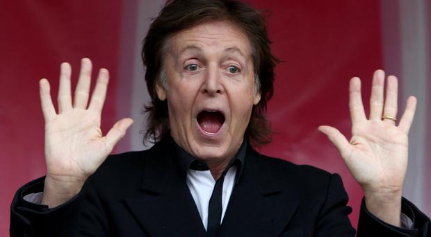 Sir Paul McCartney will play the last concert at Candlestick Park