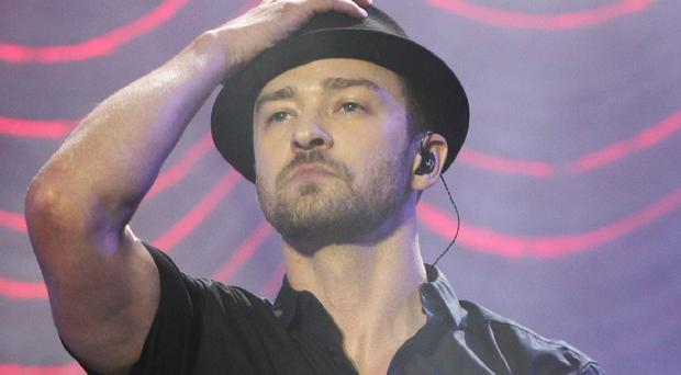 Justin Timberlake was one of the headliners at V Festival