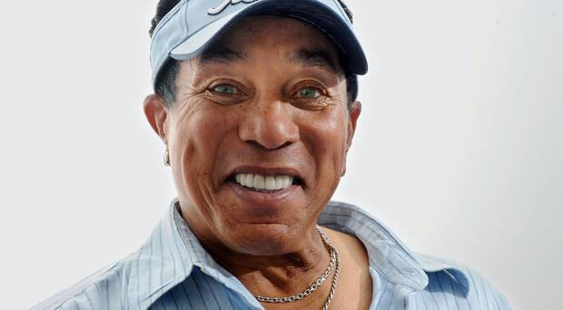Motown legend Smokey Robinson has been recording an album with some big music names
