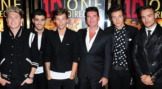 Simon Cowell doesn't think One Direction will be together forever