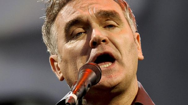 Morrissey's album has apparently been removed from US iTunes