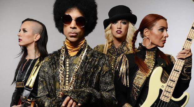 Prince and his group 3RDEYEGIRL are to release an album