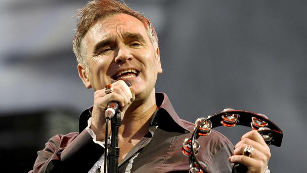 Morrissey has announced his first gig in London in three years