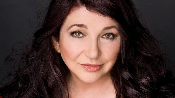 Kate Bush says her son Bertie was behind her return to the stage
