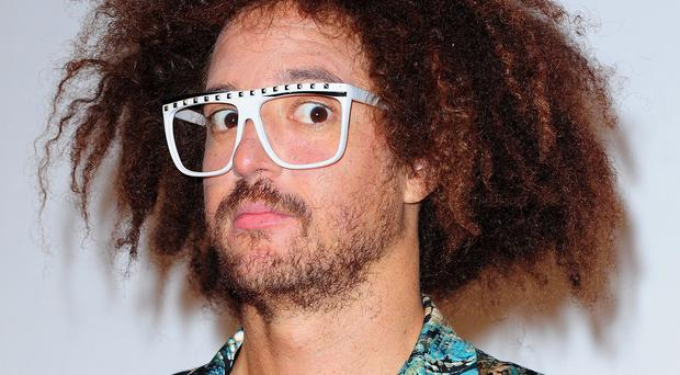 Redfoo has been glassed in a Sydney bar