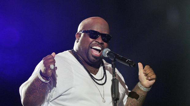 Singer Cee Lo Green