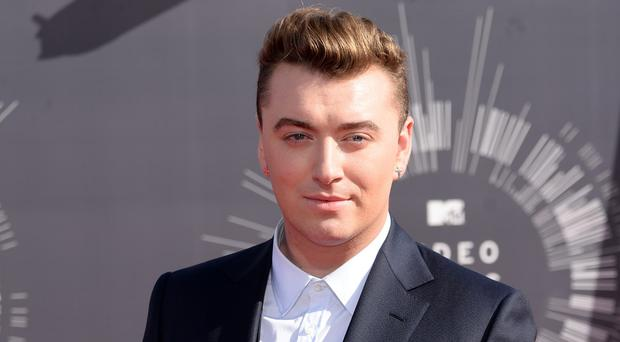 Sam Smith said he can't get over being complimented by Beyonce
