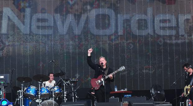 New Order have signed with independent label Mute