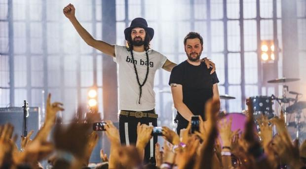 Kasabian at iTunes festival