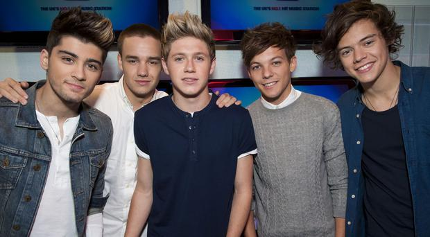 One Direction have announced that their new album will be called Four